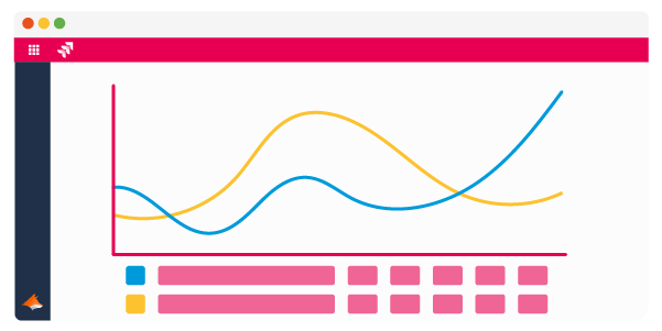 Jira screen with a line graph on it