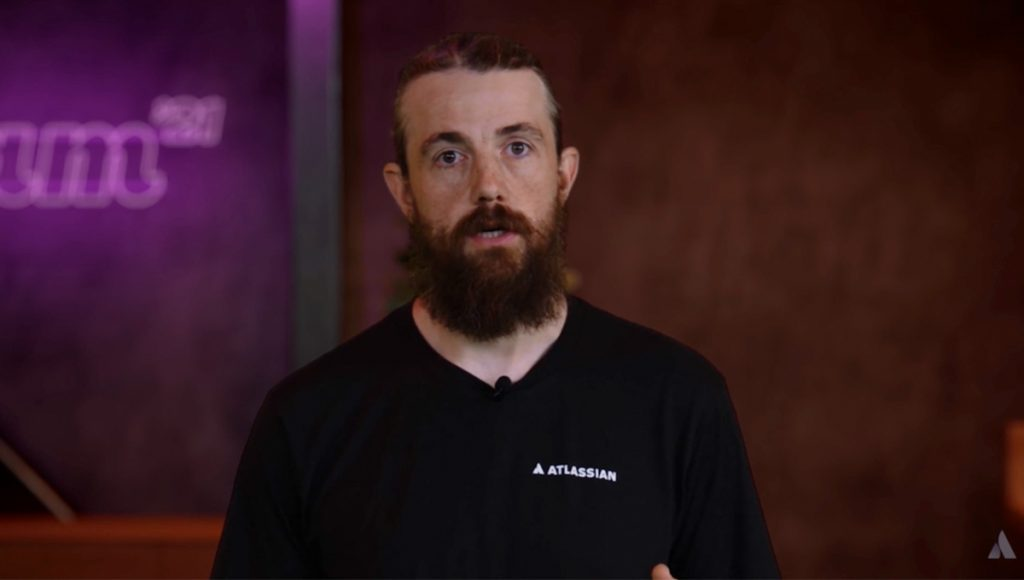 Mike Cannon-Brookes from Atlassian