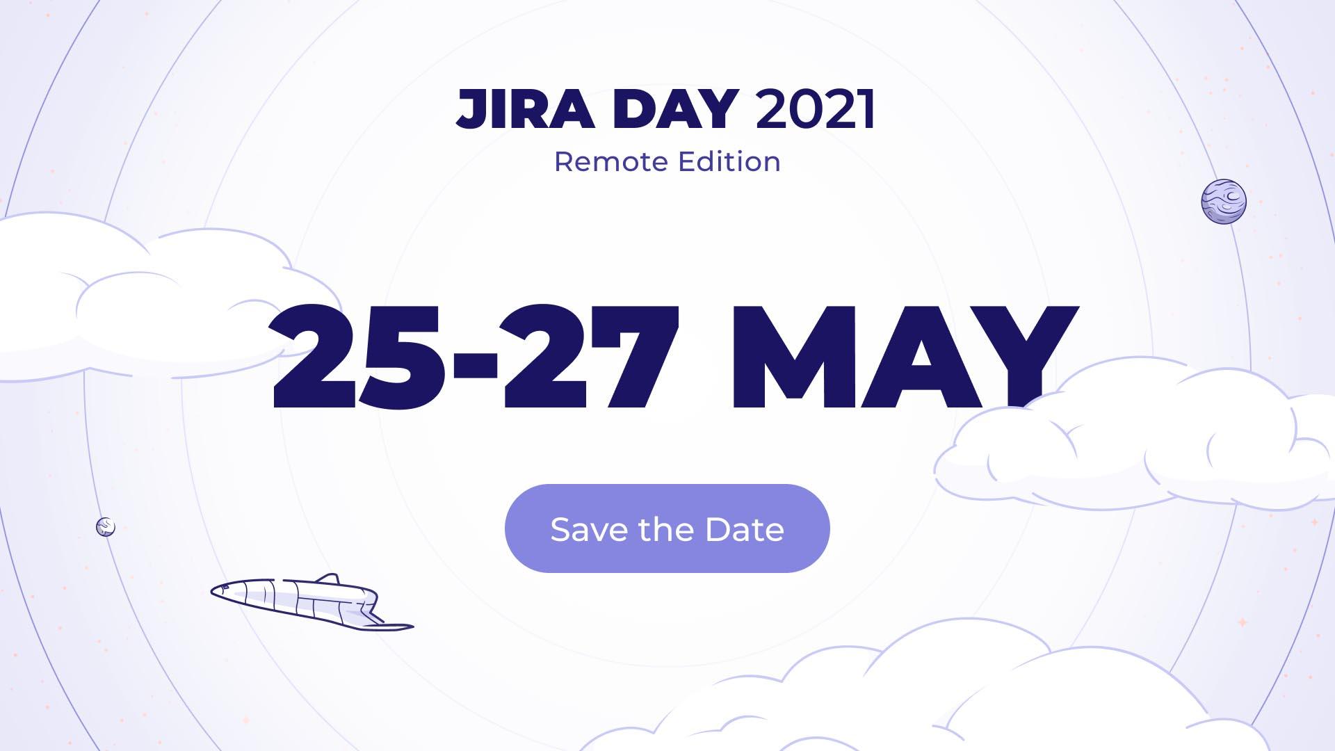 Deviniti Jira Day branding