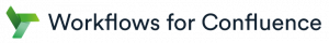 Workflows for Confluence logo