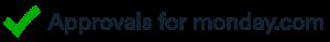 Approvals for monday.com logo